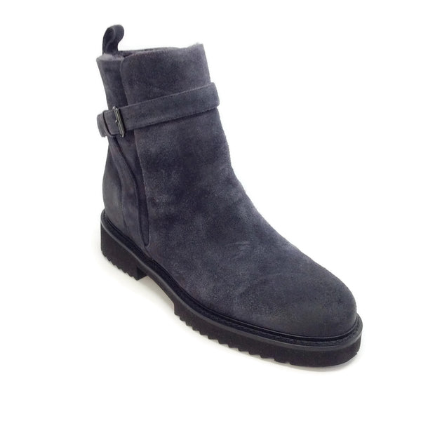 Vince Pewter Claudia Boots
