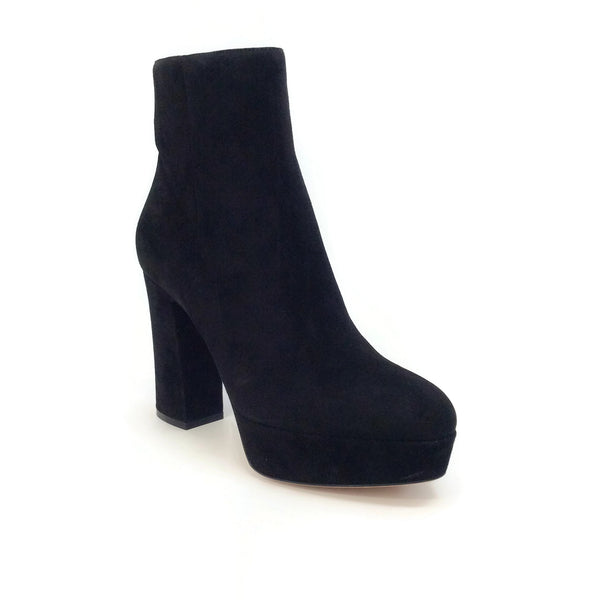Gianvito Rossi Black Foley Boots