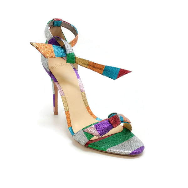 Alexandre Birman Rainbow Lovely Clarita Sandals