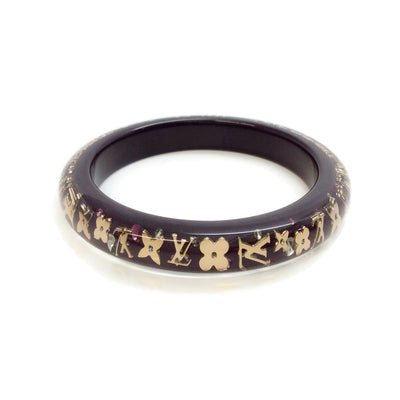 Louis Vuitton Aubergine Inclusion Pm Bracelet