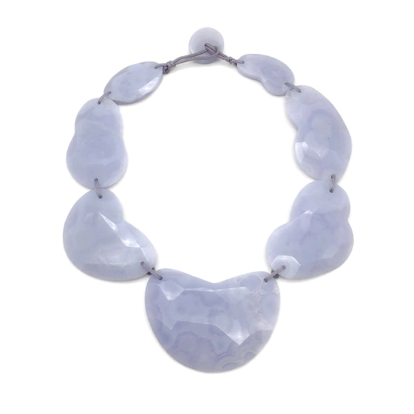 Barbara Harris Lavender Water Necklace
