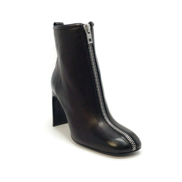Rag & Bone Black Leather Ellis Boots