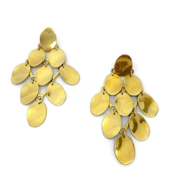 Ippolita 18 Karat Gold Classico Cascade Earrings