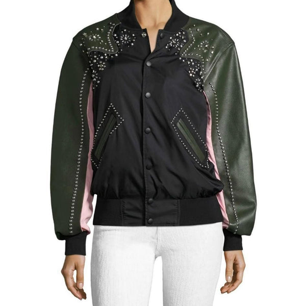Opening Ceremony Multi-color Studded Jacket