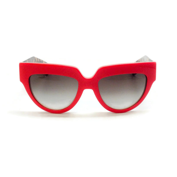 Prada Red Poeme Sunglasses