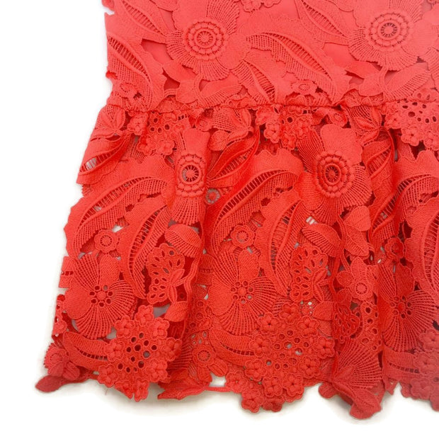 Shoshanna Coral Zamora Dress