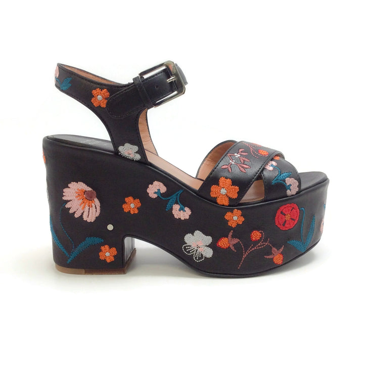 Laurence Dacade Black / Multi Helissa Sandals