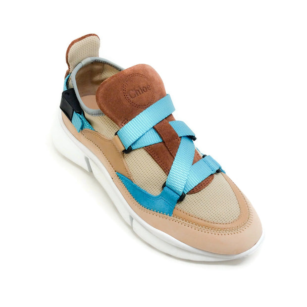 Chloé Ochre Delight Sonny Slip On Sneakers