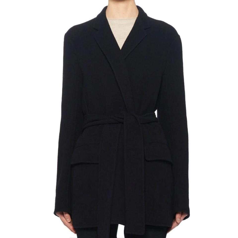 "The Row Black ""Tora"" Trench / Coat"