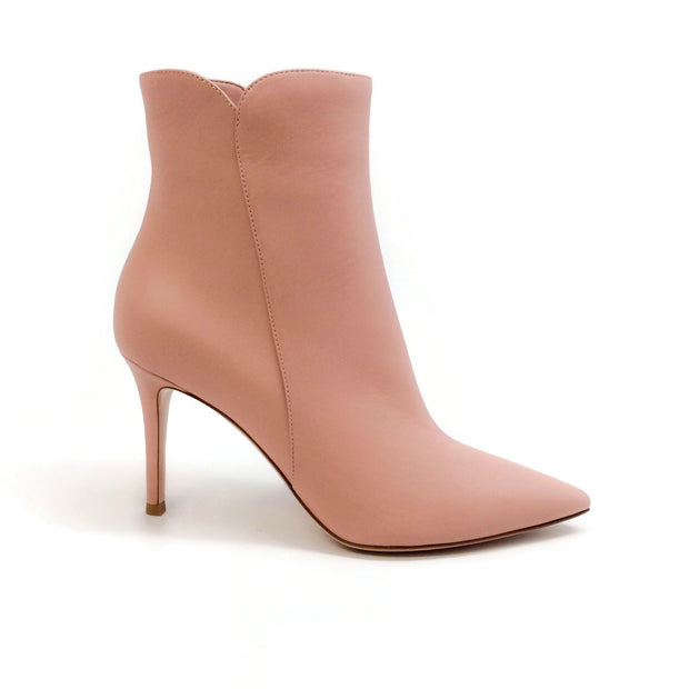 Gianvito Rossi Pink Levy Boots
