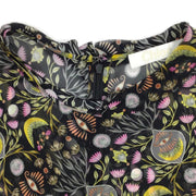 Chloé Black Eye Blossom Print Blouse