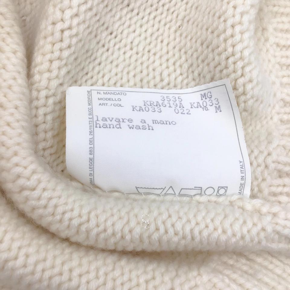 Michael Kors Crystal Ivory Sweater