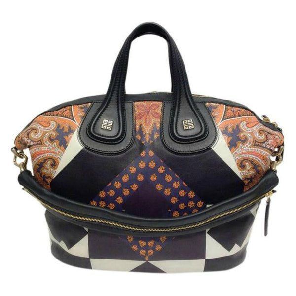 Nightingale Paisley Multi Satchel by Givenchy