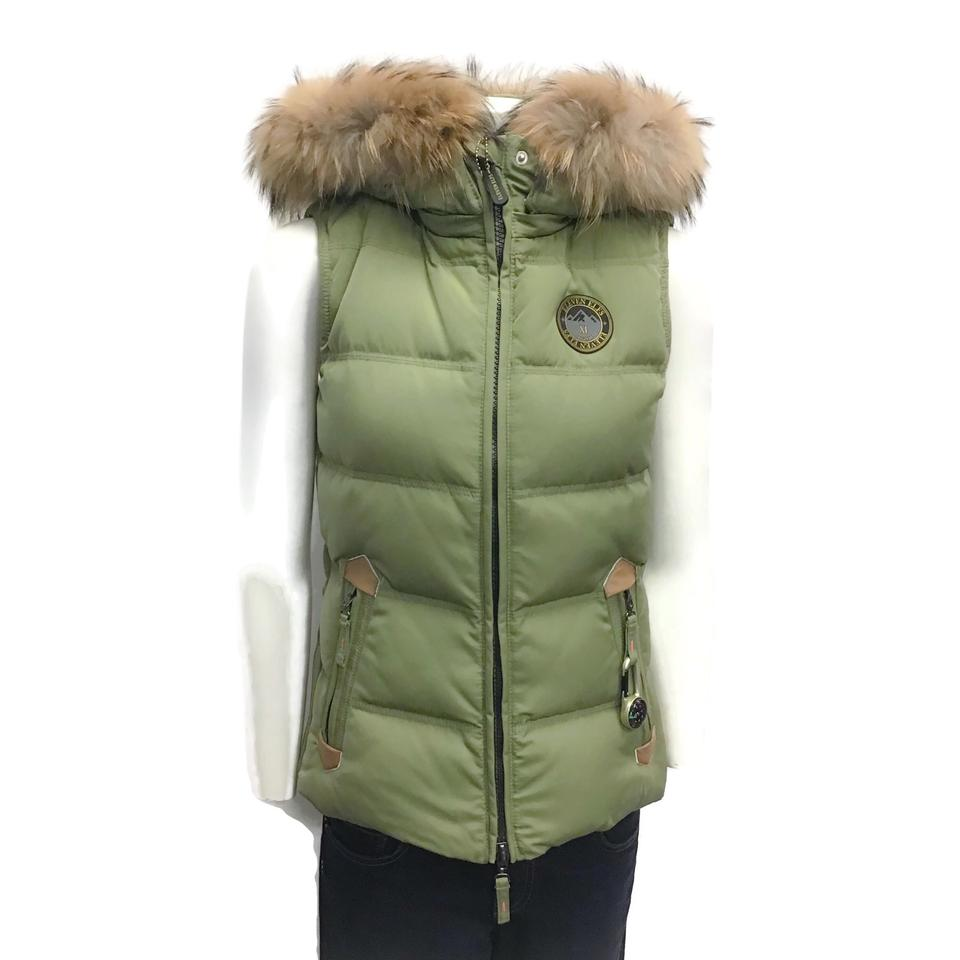 Eleven Elves Olive Urban Excursion Down Vest