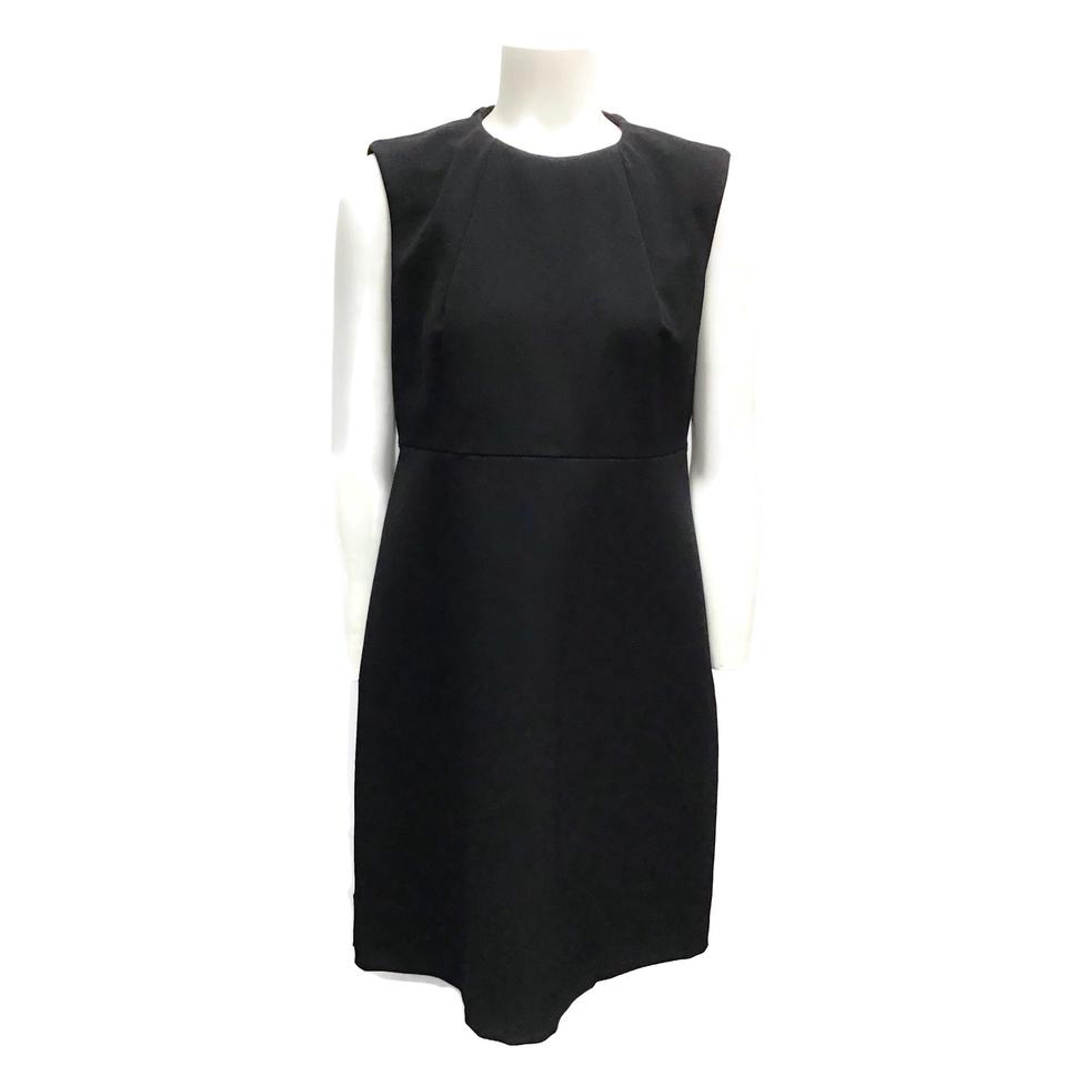 Prada Black Pencil Dress