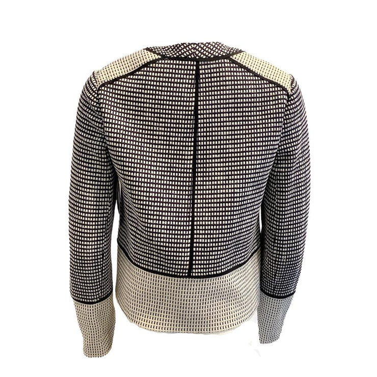 Proenza Schouler Black and White Jacket