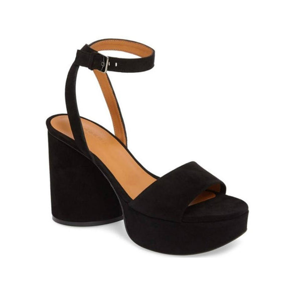 Robert Clergerie Black Vionica Platforms