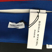 Sonia Rykiel Red/White/Blue Striped Casual Dress