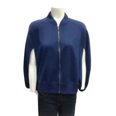 St. John Cape Royal Blue Sweater