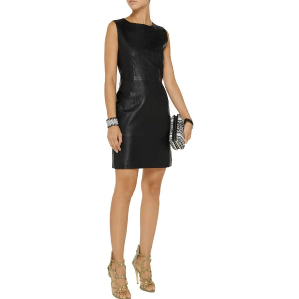 W118 by Walter Baker Black Brandi Dress