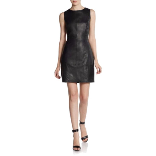 W118 by Walter Baker Black Nikki Night Out Dress