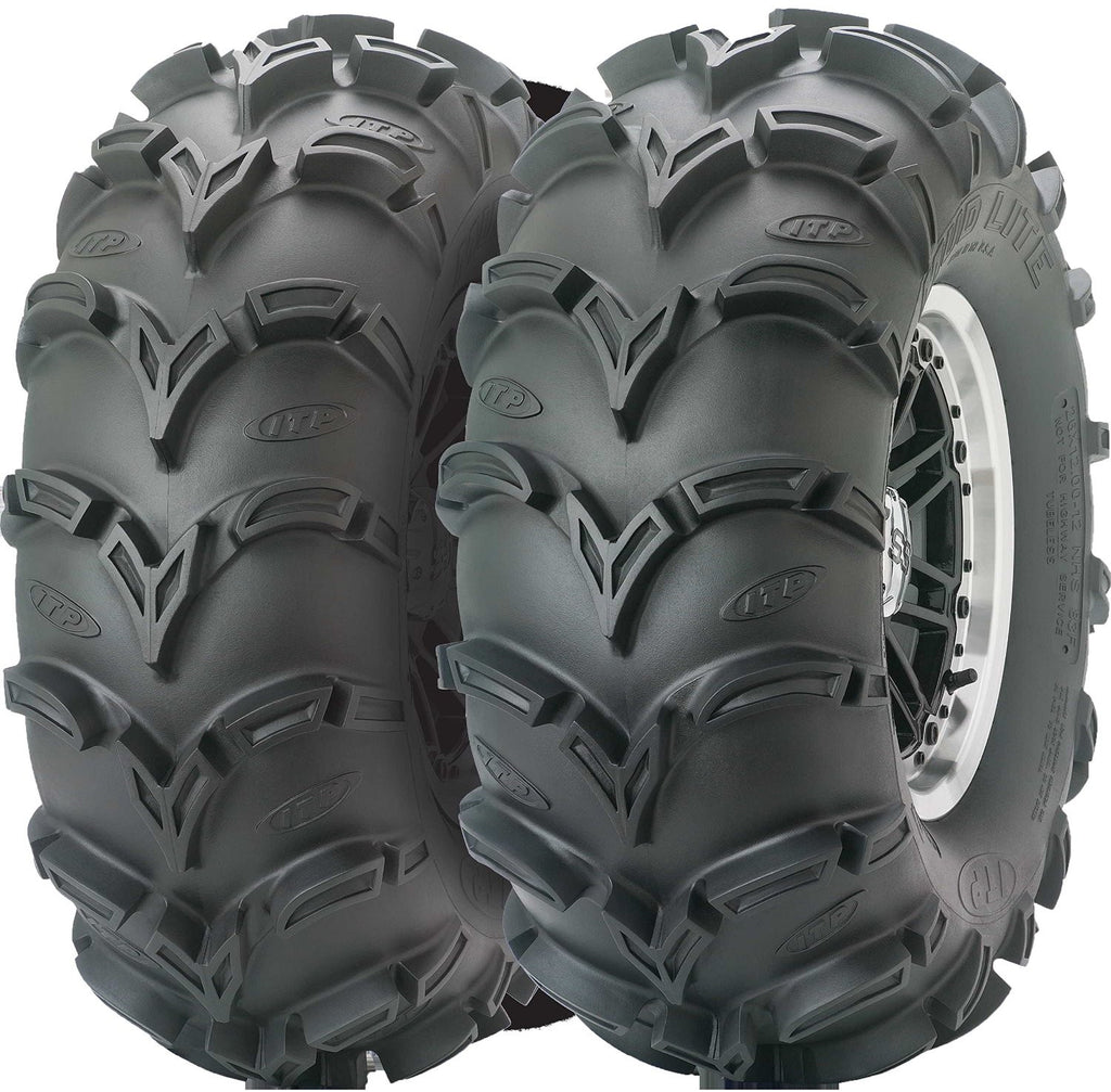 ITP Mud Lite AT Mud Terrain ATV Tire 25x10-12 - gregsrepair.com