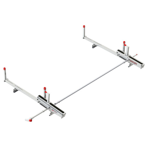 EZGLIDE2™ Fixed Drop-down Ladder Rack, Full - gregsrepair.com