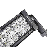 AUXBEAM CROSS-2 SERIES 22 INCH 120W RGB CURVED COMBO BEAM LED LIGHT BAR (RGB CROSS-STYLE DRL) - gregsrepair.com