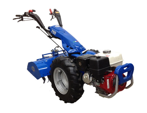 BCS TRACTORS- PROFESSIONAL POWER SAFE MODEL 750 SERIES-TRACTOR ONLY - gregsrepair.com