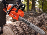 "ECHO 58V Cordless Chain Saw With 16"" Bar W/4AH Battery & Charger - CCS-58V4AH"