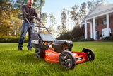 Echo Cordless 58V Lawn Mower W/4AH Battery & Charger CLM-58V4AH