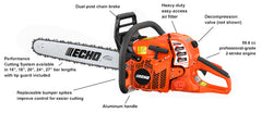 CS-600P 59.8cc Chain Saw - gregsrepair.com