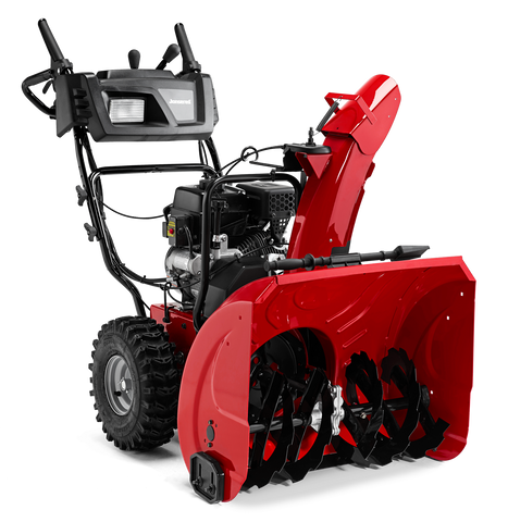 Jonsered ST 2361EP dual stage snow thrower