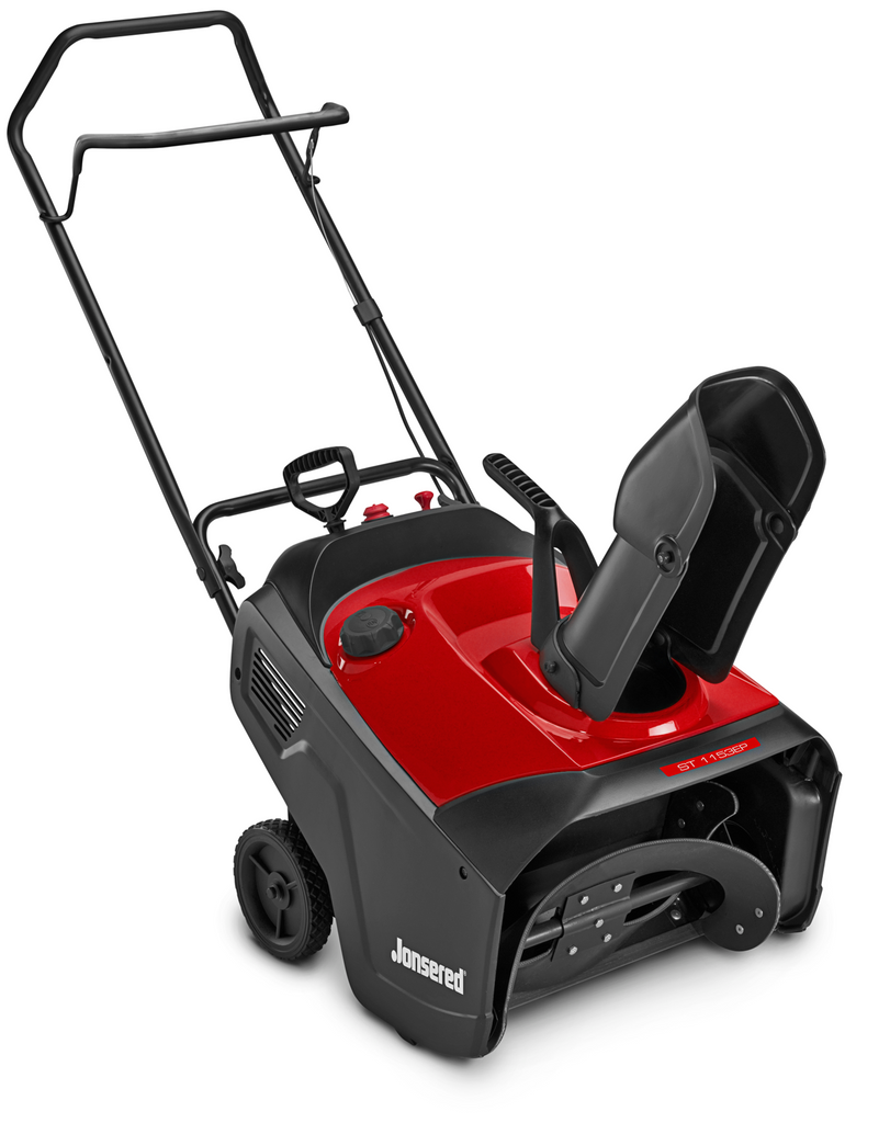 Jonsered ST 1153EP single stage snow thrower