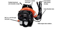 PB-770T 63.3 cc Backpack Blower with Tube-Mounted Throttle - gregsrepair.com