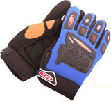 PHX Gloves Motocross, Kids (Blue) - gregsrepair.com