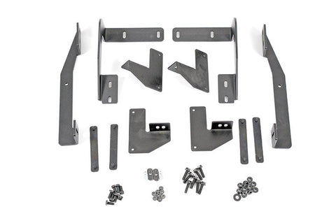 NXc Running Boards Bracket Kit - gregsrepair.com