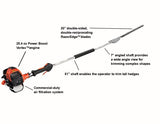 "SHC-266 25.4 cc Hedge Trimmer with 51"" Shaft and i-30 Starter - gregsrepair.com"