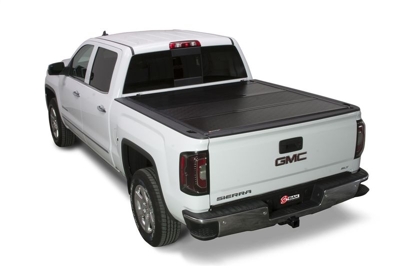 14-18 Silverado/Sierra BAK Industries BAKFlip G2 Hard Folding Truck Bed Cover