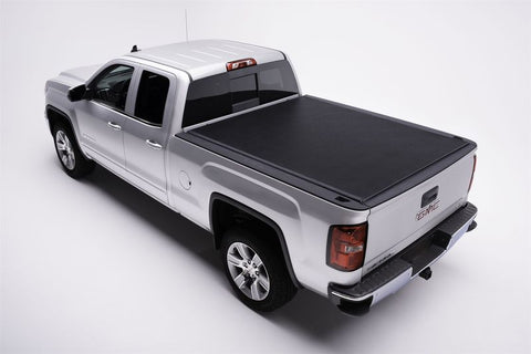 2008-2016 FORD SUPERDUTY - 6.5' BED - ENTHUZE SOFT ROLL UP TONNEAU COVER - gregsrepair.com