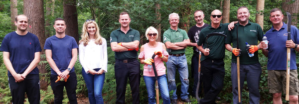 Billington Bioenergy partners with The Mersey Forest