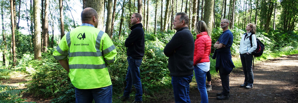 Wood Pellet Sustainability Billington Bioenergy Forestry Comission