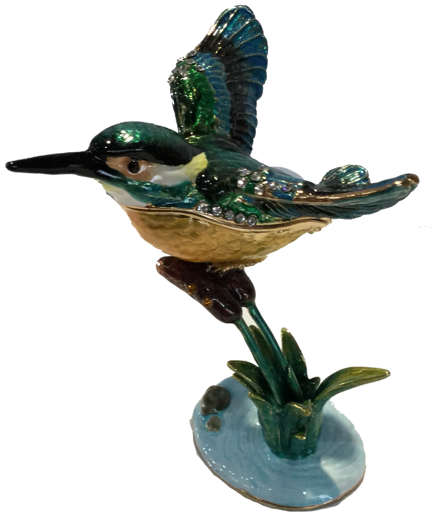 Flying Kingfisher