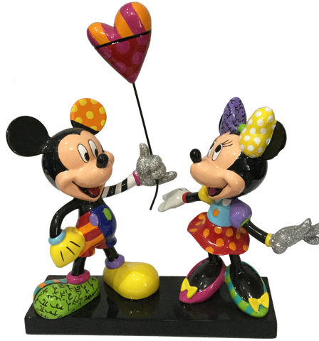 Mickey and Minnie Limited Edition