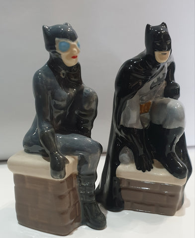 Justice League salt & Pepper