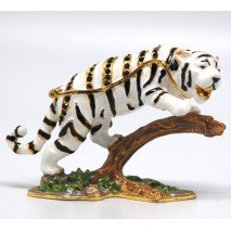 white Tiger Trinket