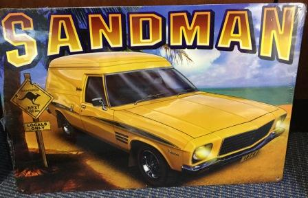 Sandman Yellow HQ