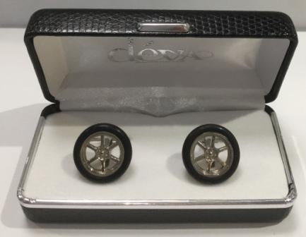 Wheels Cufflinks