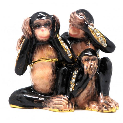 No Evil ( Monkeys)