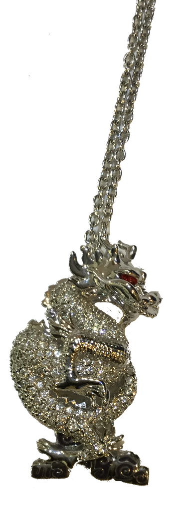 2012 Scs Pendant Dragon